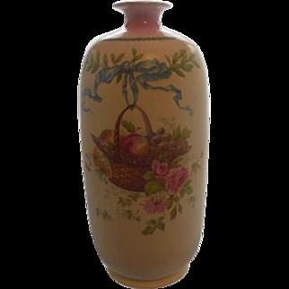 Shelley late Foley England circa 1910-1916 Porcelain Vase