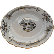 Dresden 7.5 inch Porcelain Plate