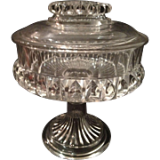 EAPG Cordova Straight-Sided 7-Inch Covered Compote
