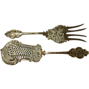 Fish Serving Set signed WMF