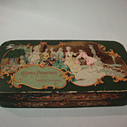 Crown Princess Toilet Soap in Fancy Soap Box