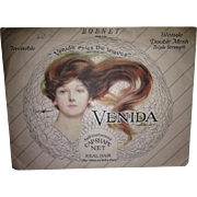Flapper Era 1920's Venida Hair Net - Unused