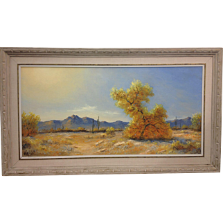 The Warm Desert by Lucien Vannerson