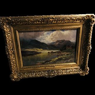 H. D. Hillier Loch Maree, Ross-Shire Scotland