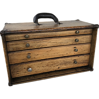 Early 1900s Machinist Chest