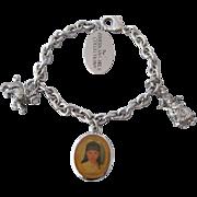 Vintage American Girl Samantha Girl's Charm Bracelet