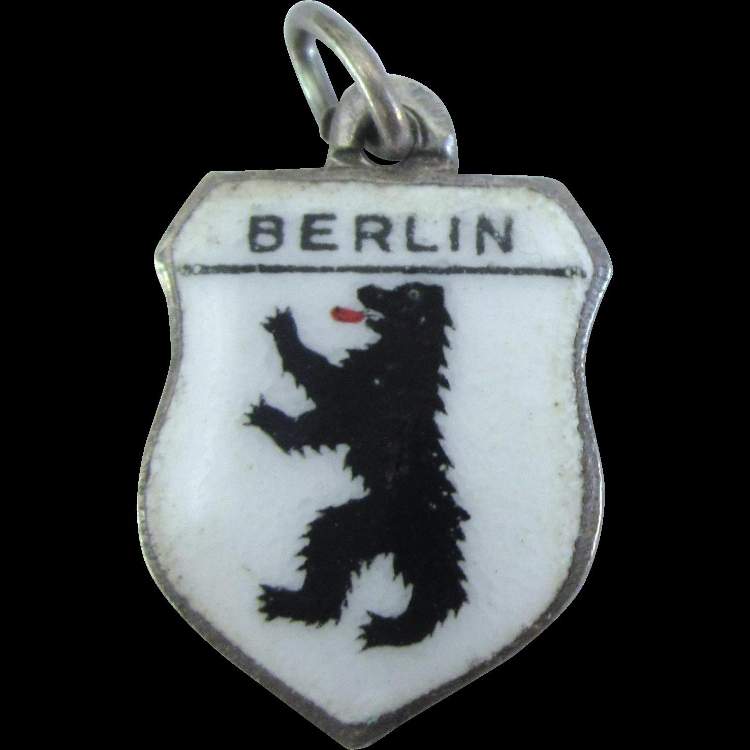 Vintage berlin germany 800 scharm from delmartwo on ruby lane for Ruby berlin