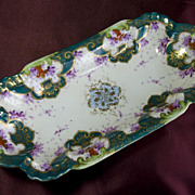 Gorgeous Large Relish Dish