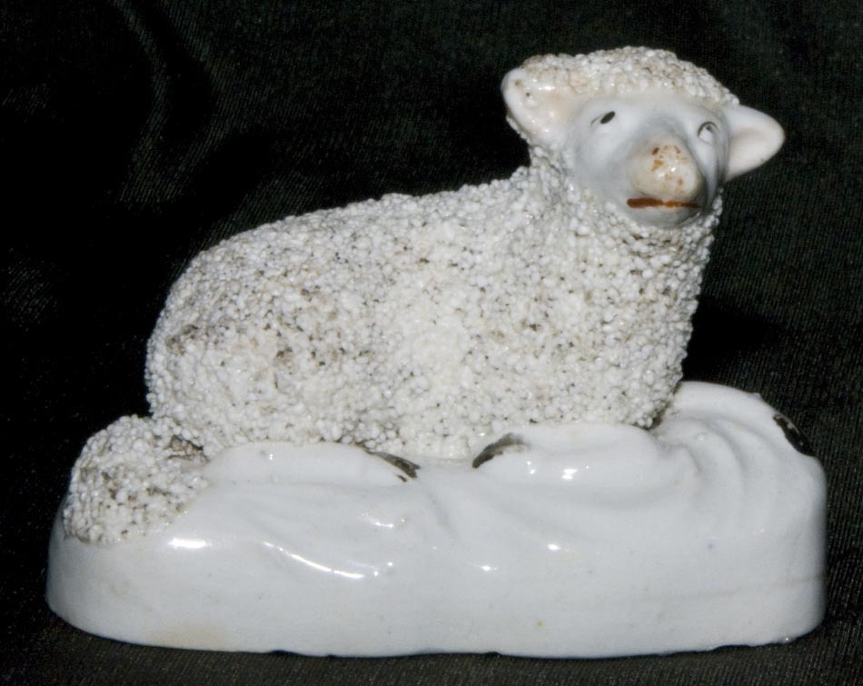 Staffordshire Sheep or Lamb