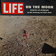 On the Moon - Life Magazine - August 8, 1969