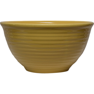 Large Vintage Bauer Mustard Yellow Ringware Mixing Bowl #9 Los Angeles