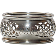 Birks Sterling Napkin Ring