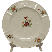 Early Frankenthal Porcelain Plate - ca. 1760.