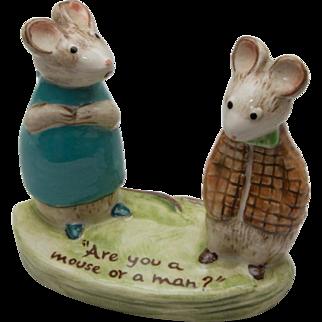 Beswick Figurine by Kitty MacBride - Strained Relations