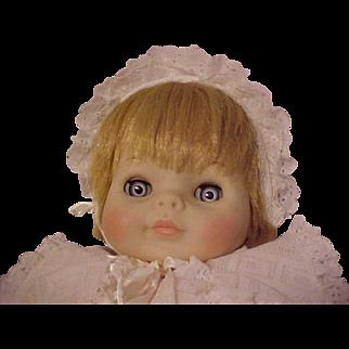 "25"" VOGUE Baby Dear One 1965-71 Christening gown"