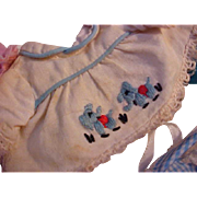 25+ pieces vintage Ginny doll clothes Alexander Kin Storybook shoes sizes for all