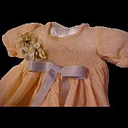 1940's Madame Alexander Wendy or Margaret bridesmaid gown MINT
