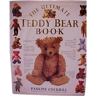 The Ultimate Teddy Bear Book Pauline Cockrill