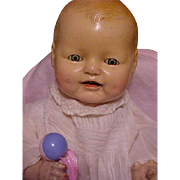 Horsman Dimples doll 1920's E.I.H.