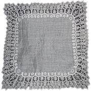 Vintage Lace Wedding/Bride's Hanky Beautiful!!