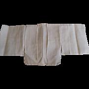 Vintage Salesman's Sample Japanese Ma's Gauze Summer Kimono