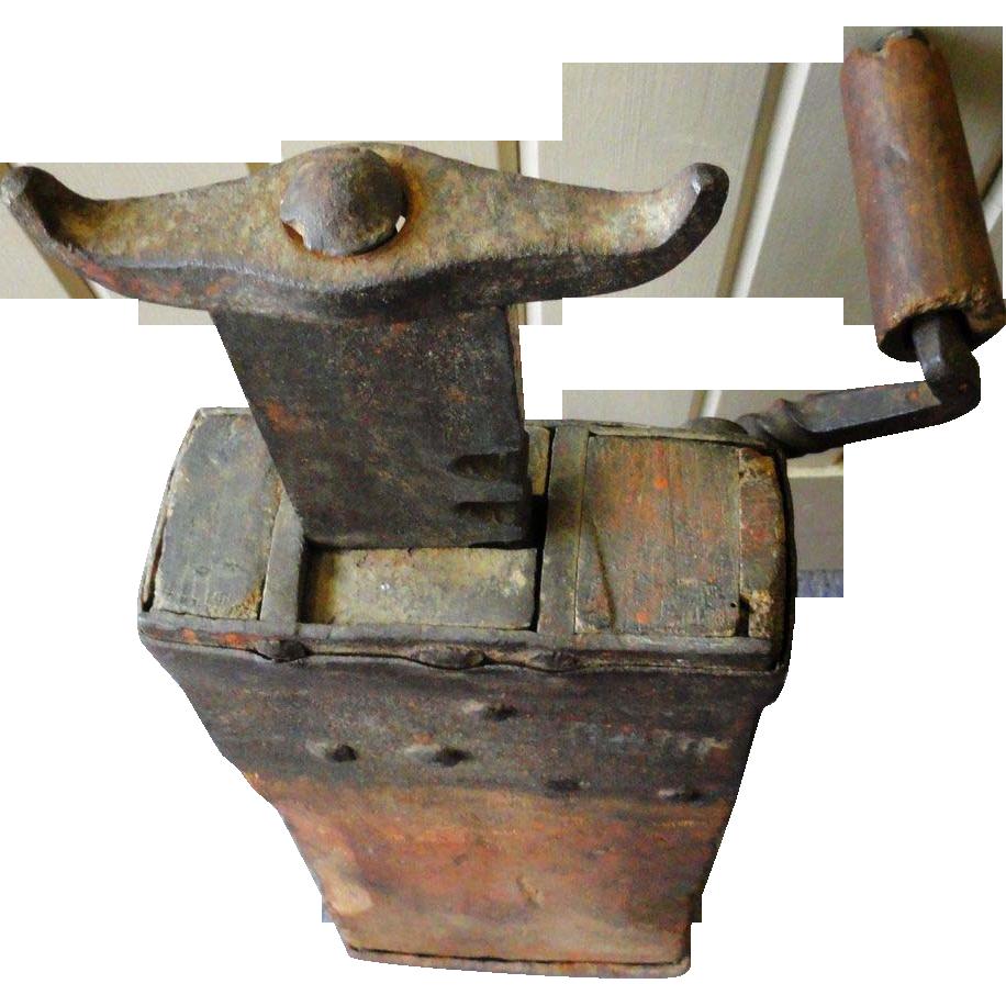Dated 1834 Conestoga Wagon Jack Sold On Ruby Lane