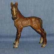 Vienna bronze colt