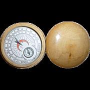 # 1076 Pocket Sundial
