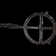 Iron trivet