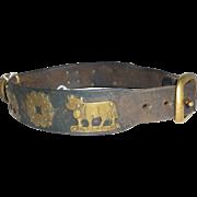 # 1232 Dog collar