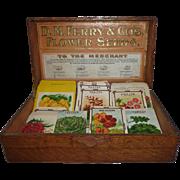 Seed Display box