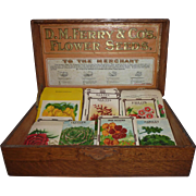 Seed Display box
