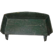 Miniature buck board seat