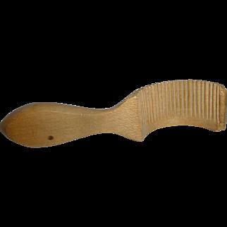 Butter curler