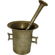 # 1272 Mortar and pestle
