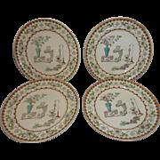 Copeland dessert plates