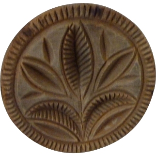 Butter Stamp