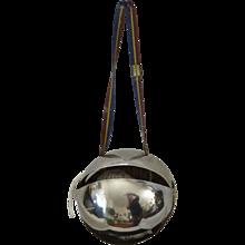 Silver Plate String Holder   # 196