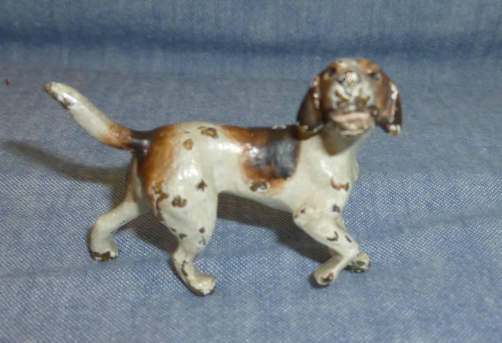 Vienna bronze hound