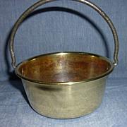 Miniature preserving pan