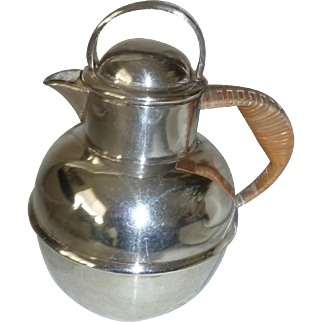 Silver plated Milk Jug
