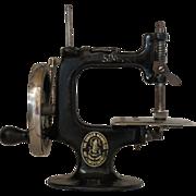 Rare Singer Miniature Sewing Machine