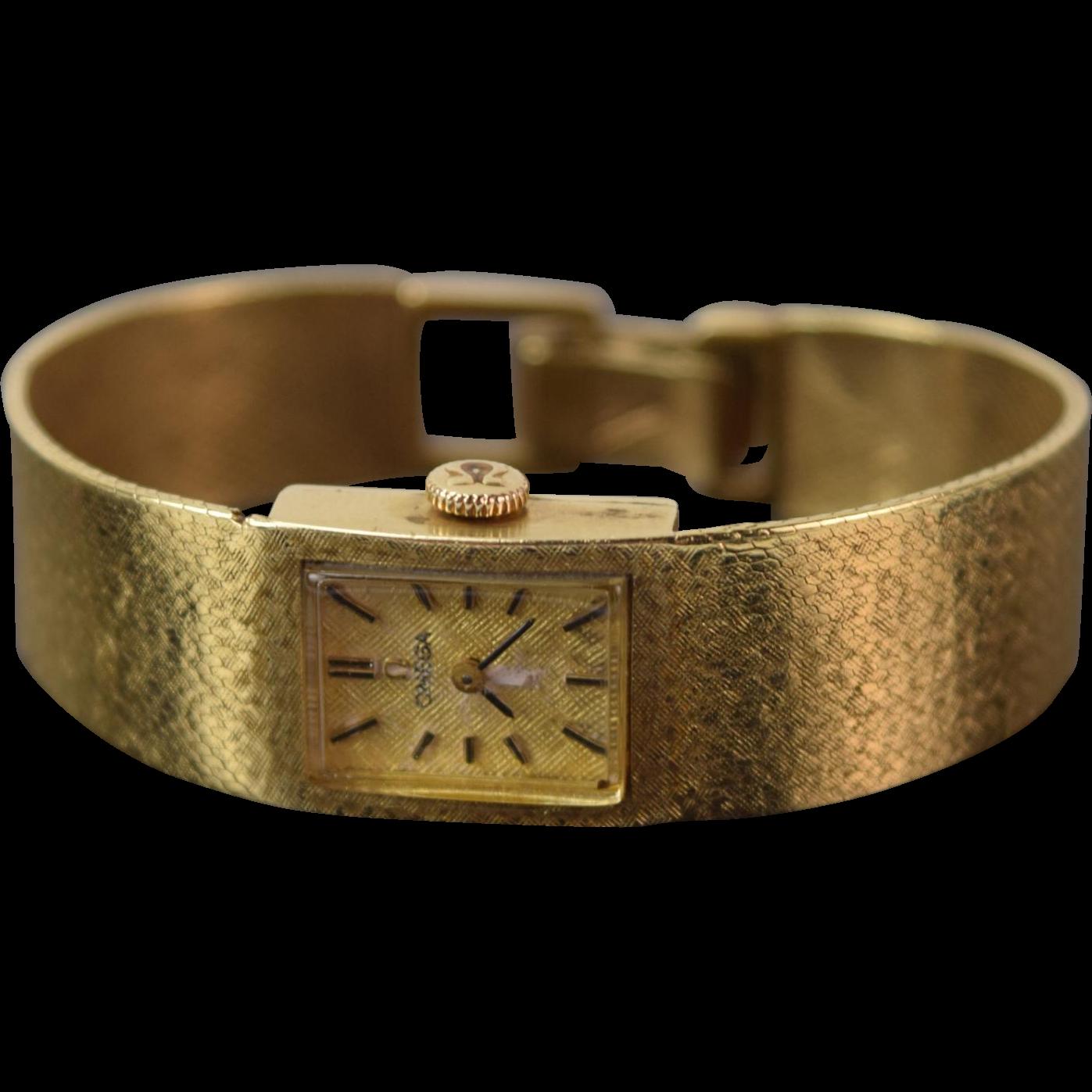 vintage ladies omega watches wristwatches