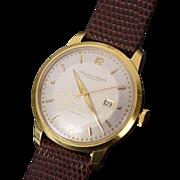 Change date iwc watch
