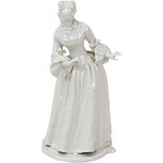 Nymphenburg Porcelain Figurine Isabella Commedia dell'arte