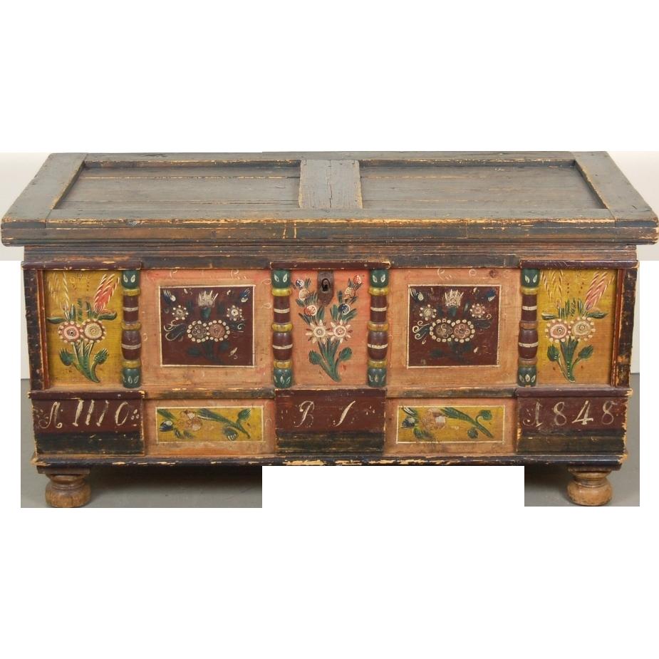 Pennsylvania German Painted Furniture