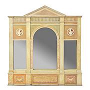 """Architectural Sculpture """"Renaissance Mirror"""" Ellie Yannas England"""