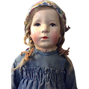 Lovely Kathe Kruse Doll VIII.