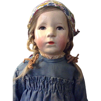 Lovely Kathe Kruse Doll VIII.