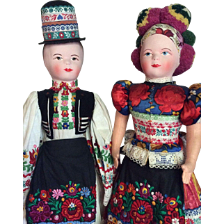 Beautiful Traditional Dolls